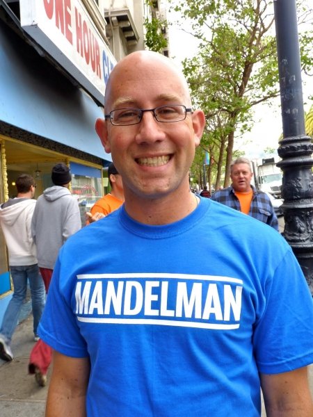 Dr. John W. Mandelman