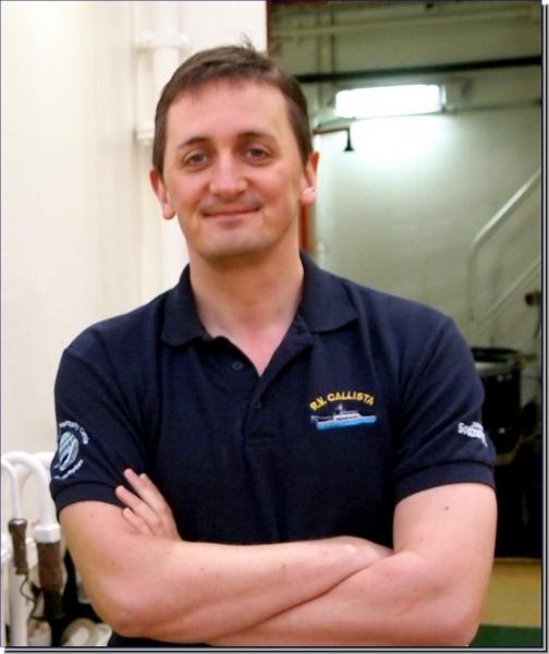 Dr. Jon S. Copley
