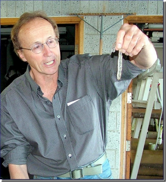 Dr. Roger E. Hanion