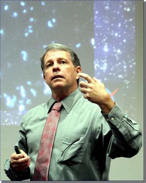 Dr. Edward F. DeLong