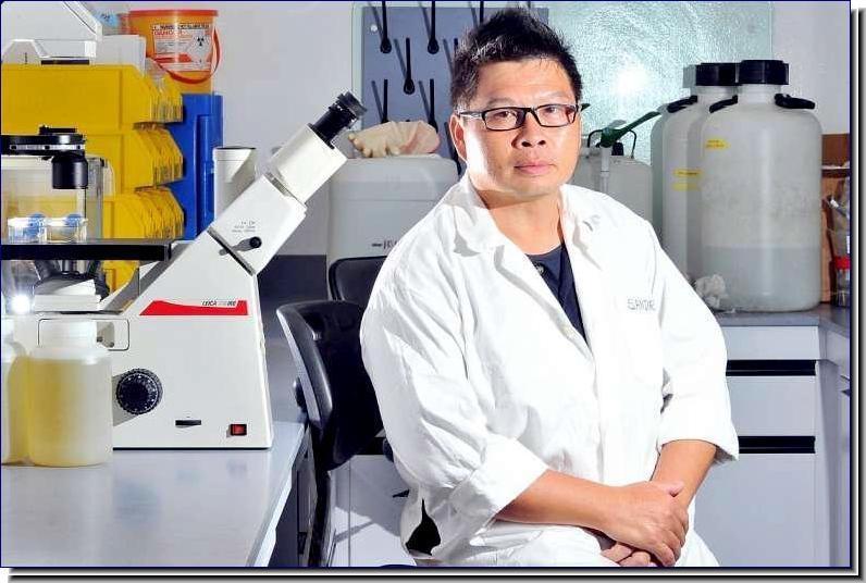 Dr. Sandric Leong