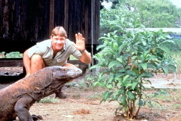 Crocodile Hunter Steve Irwin