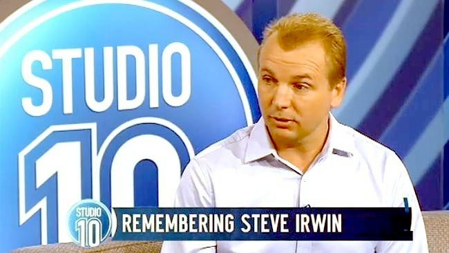 Cameraman Justin Lyons was the only person with Irwin when he suffered the fatal Stingray attack.