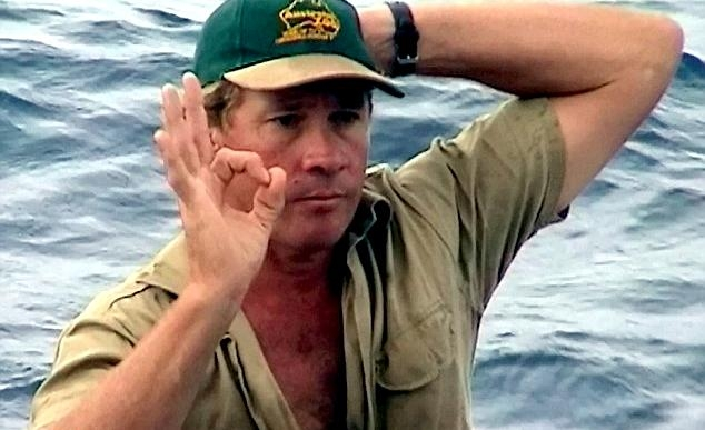 Steve Irwin's Final Day......