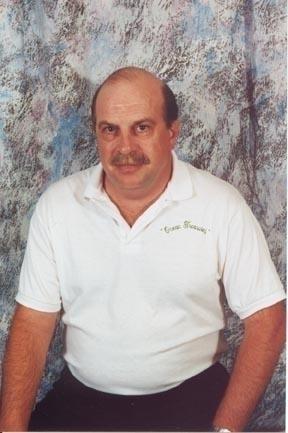 """Ocean Treasures"" creator Dr. Gregory R. Mann"