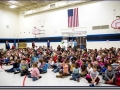 Elementary school assembly highlight in Erie, PA