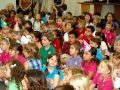 Elementary school assembly highlight in Bourbonnais, IL