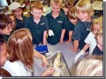 "Program inter-active ""hands-on"" highlight in Traverse City, MI"