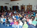 Elementary school assembly highlight in McKees Rocks, PA