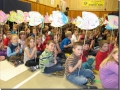 Elementary school assembly highlight in Traverse City, MI