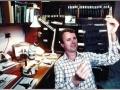 Dr. Michael A. Bigg in his Nanaimo, BC office