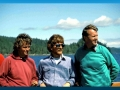 "The ""Canadian Big Three"" of Killer Whale Research, Drs. Graeme Ellis, John Ford and Mike Bigg"