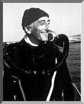 Jacques-Yves Cousteau:  Photos