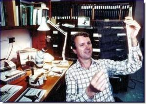 Photo of Dr. Michael A. Bigg