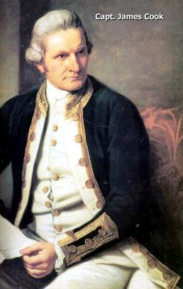 the life and explorations of james cook Besides huge territorial gains and increased wealth, exploration of the  right,  so now having discussed the life of captain cook, we shall turn.