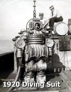 1920 Diving Suite